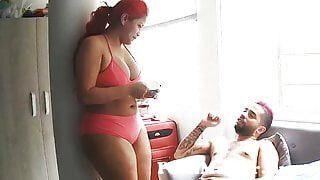 View Full Screen: the red head ebony big ass babe sucks fucks homemade sex.jpg