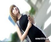 KOREA1818.COM - Short Haired Korean Girl from www com xxxpo