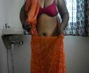 Bhabhi Saree from 19 bhabhi saree blue bra opening xxx asx video village school aunty