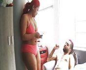 The Red Head Ebony Big Ass Babe Sucks & Fucks – Homemade Sex from ebony big boobsampbutt sex