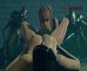 Demonic Mirror - EP1 by PerfectDeadbeat from alien demon hentai monster