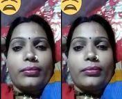 Indian desi village bhabhi showing her boobs on video call from indian desi village suchitra ba