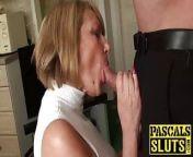 Sexy mature slut Amy needs a rough pounding with a big cock from amy tsareva