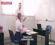 HOT COLLEGE GIRL CREAMPIED BY THE TEACHER from sinhala uniform school girl upskirt panty