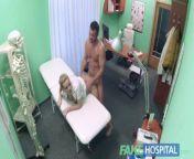 Fake Hospital Hired handyman cums all over pretty nurses bum from pakistanb all hospital saxci vides
