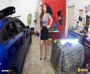 Roadside - Sexy Brianna Rose Bounces On Mechanics Dick from brianna aka jessi nudeारवाड़ी xxx वीडियो भेजो मारवाड़ी सेक्सी वीडियो भेजोregnant woman deli