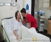 Brazzers - Lezley Zen & Michael Vegas - The Give a Fuck Foundation from tamilnadu hospital xxx sex vid