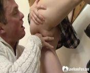 Blonde farm girl gets rammed without mercy from the hillbilly farm title 01 mr yokel got a bad flu 01 n 10